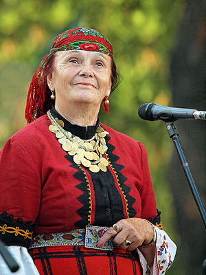 Valya Balkanska - Image: Valyabalkanska photo