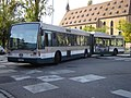 Van Hool AG300 Strasbourg n°553 quai de Paris.jpg
