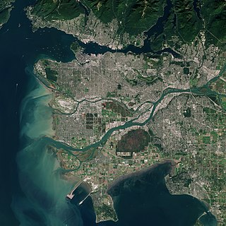 Metro Vancouver Regional District Regional district and metropolitan area in British Columbia, Canada