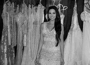 Vanessa Alfaro - Image: Vanessa Alfaro fashion designer