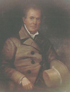 Vardry McBee - Vardry McBee by William Garl Browne (1823-1894), 1854.