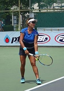 Varunya Wongteanchai Thai tennis player