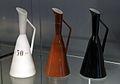 Vazen, ontwerp E Bellefroid01, geproduceerd door Mosa ca 1959 (collectie H v Buren, Maastrichts aardewerk, Centre Céramique, Maastricht).JPG