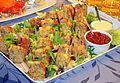 Vegetarian food in Poland 2015..JPG