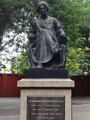 V. Bhashyam Aiyangar - Image: Venbakam Bashyam Aiyangar