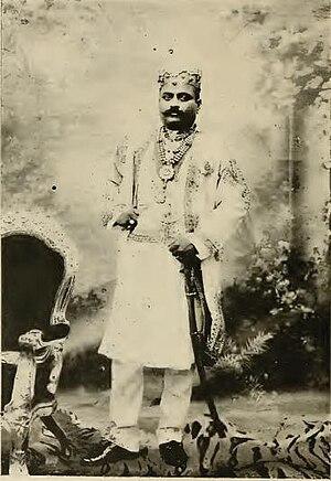 Venkata Ranga Rao - Image: Venkata Ranga Rao of Bobbili