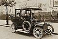 Vera Holme as WSPU Chauffeur, c. 1910 (22143984233).jpg