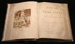 Vernon Lee - Tuscan Fairy Tales (1880)