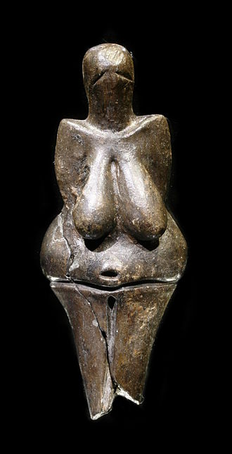Venus figurines - Venus of Dolní Věstonice, the earliest discovered use of ceramics (29,000 BCE – 25,000 BCE)