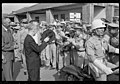 Vice President Lyndon B. Johnson, greeting crowd of soldiers in the street during his visit to Taipei, Formosa LCCN2018654384.jpg