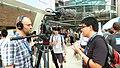 Victor Grigas (Victorgrigas) en Wikimanía 2013 (1376134200) Hung Hom, Hong Kong.jpg