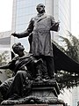 Vicuna Mackenna, Benjamin -monumento por Jules Coutan -f03.jpg
