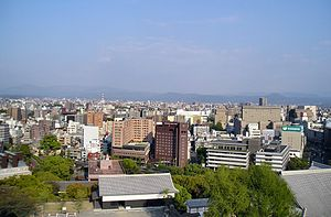 Kumamoto Prefecture - Kumamoto City