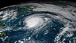 View of Hurricane Florence Approaching East Coast.jpg