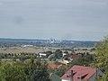 View to ILCON Várpalota plant and Pétfürdő fertilizer plant, Inota, 2017 Várpalota.jpg