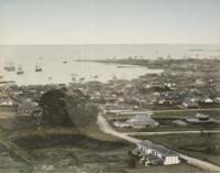 Hyōgo Port in the 19th century