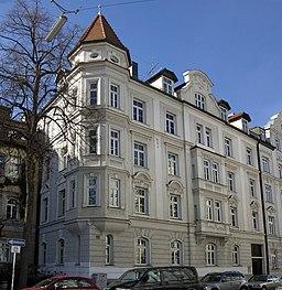 Viktoriastraße 1 - München