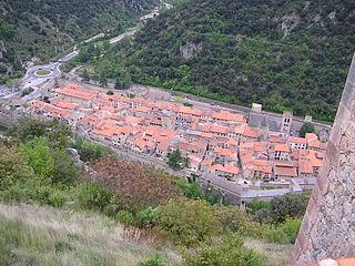 Villefranche-de-Conflent Commune in Occitanie, France