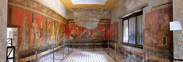Villa Misteri fresco mystery ritual.jpg