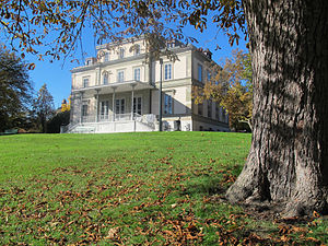 Graduate Institute of International and Development Studies - The Villa Moynier campus