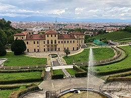 Interni Di Villa Certosa : Villa della regina wikipedia