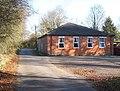 Village hall, Witnesham, near the church - geograph.org.uk - 607671.jpg