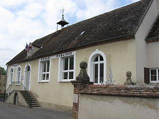Vimpelles Commune in Île-de-France, France