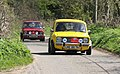 Vintage Rally passes through Horningtoft - geograph.org.uk - 311633.jpg