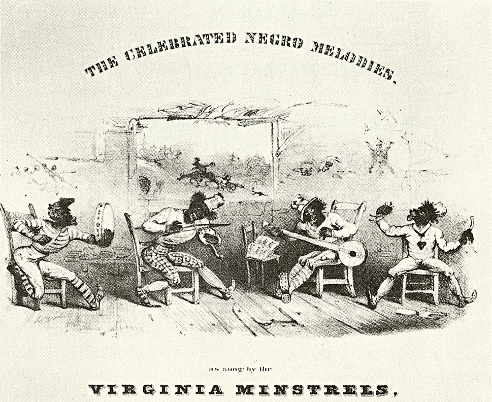 Virginia Minstrels, 1843