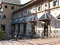Visita al Palazzo dei Borgia Particolare del Cortile (2).JPG
