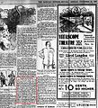 Vitascope Theatre advertisement and article, The Buffalo Courier-Record, 1897-11-14.jpeg