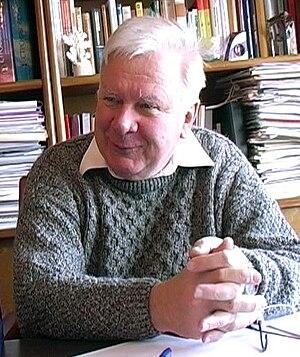 Vladimir E. Zakharov - Image: Vladimir Zakharov 2003