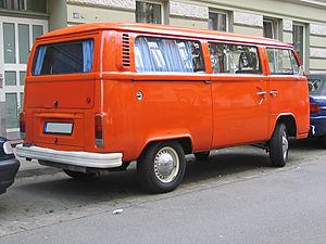 Volkswagen Transporter - Volkswagen Type2 (T2)
