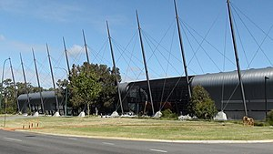 Bendat Basketball Centre - Image: WA Basketball Centre