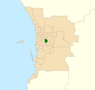 Electoral district of Victoria Park State electoral district in Perth, Western Australia