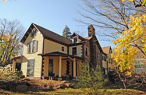 Westervelt-Cameron House - Image: WESTERVELT CAMERON HOUSE, RIDGEWOOD, BERGEN COUNTY
