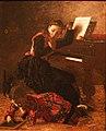 WLA brooklynmuseum Thomas Eakins Home Scene ca 1871.jpg