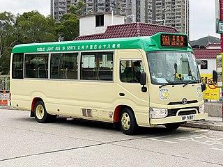 Minibus Passenger-carrying motor vehicle (8-30 seats)
