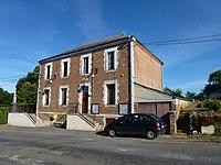 Wagnon (Ardennes) mairie.JPG