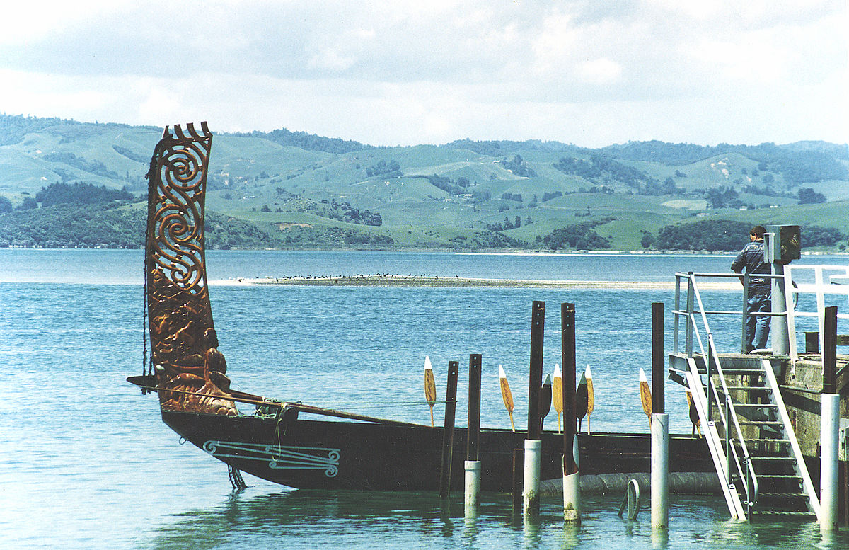 foto de Waka (Nouvelle Zélande) Wikipédia
