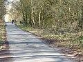 Walker on Flash Lane - geograph.org.uk - 1902607.jpg