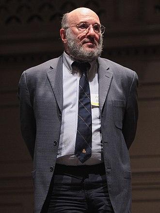 Walter Block - Walter Block speaking in May 2016