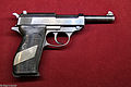 Walther P38 at Tula State Museum of Weapons.jpg