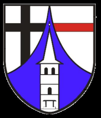 Asbach (Westerwald) - Image: Wappen Asbach OG