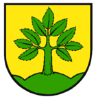 Wappen der Gemeinde Berglen