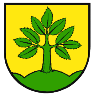 Berglen - Image: Wappen Berglen
