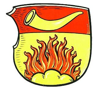 Brand (Aachen) - Image: Wappen Brand