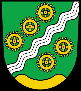 Dahmetal - Image: Wappen Dahmetal