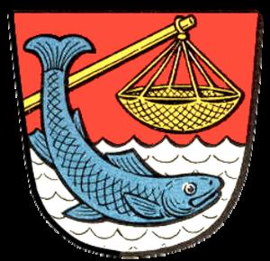 Fechenheim - Image: Wappen Fechenheim