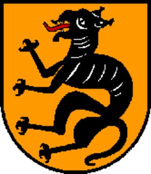 Telfes - Image: Wappen at telfes im stubaital